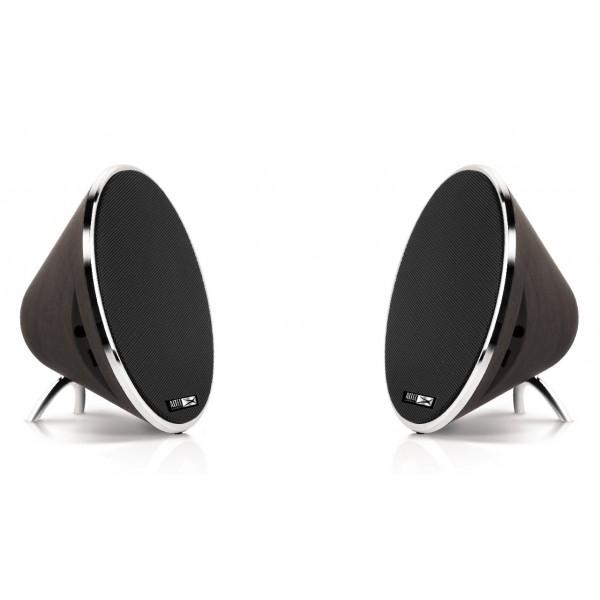 ALTEC LANSING φορητό ηχείο Twin True Wirelesss, 2Χ 5W, μαύρο