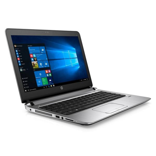 """HP Laptop 430 G3, i5-6200U, 8GB, 128GB M.2 SSD, 13.3"""", Cam, REF FQC"""